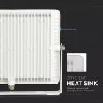 100W LED reflektor SMD SAMSUNG ČIP Bijelo kućište 6400K – 5 GODINA GARANCIJ 1