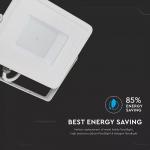 100W LED reflektor SMD SAMSUNG ČIP Bijelo kućište 6400K – 5 GODINA GARANCIJ 2