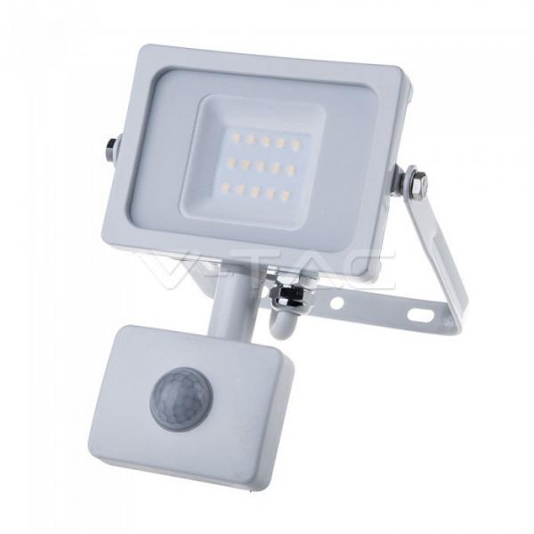 10W LED reflektor sa PIR senzorom SAMSUNG čip 4000K