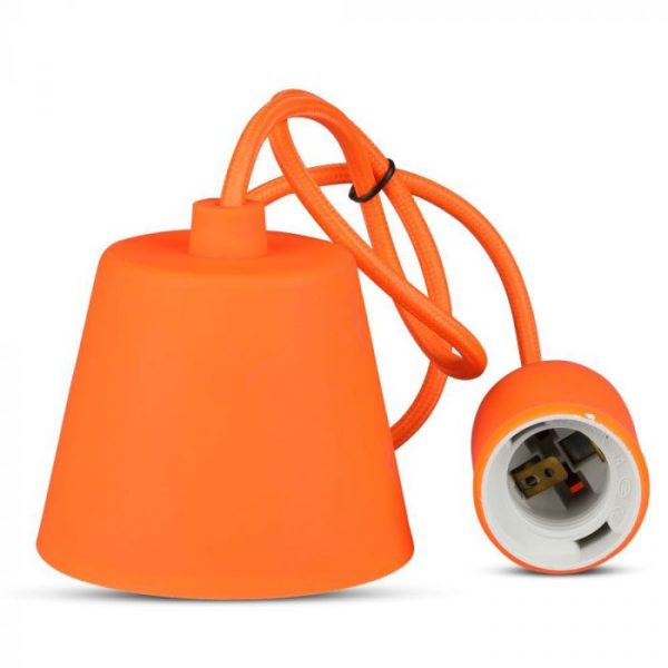 Silikonska visilica-narančasta