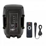 35W RGB Prijenosni Bluetooth zvučnik s mikrofonom i daljinskim upravljačem, 2200 mAh 3