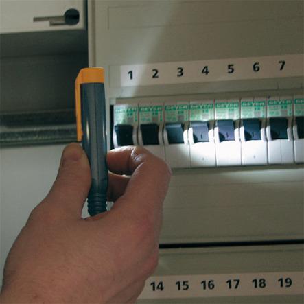 BRENNESTUHL Elektronski Multi-Test MT 6 S/2