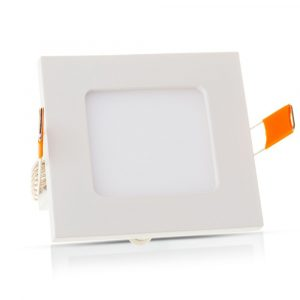 18W LED panel - četvrtasti 3000K AR