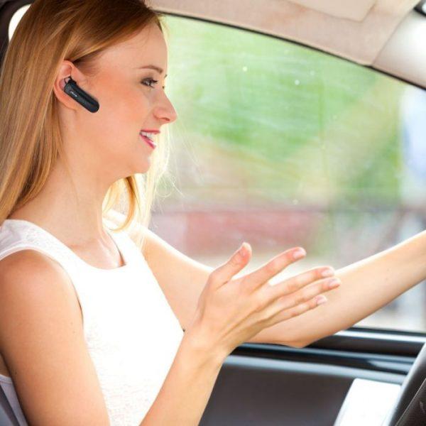 Headset - Bluetooth slušalica 70mAh, crna