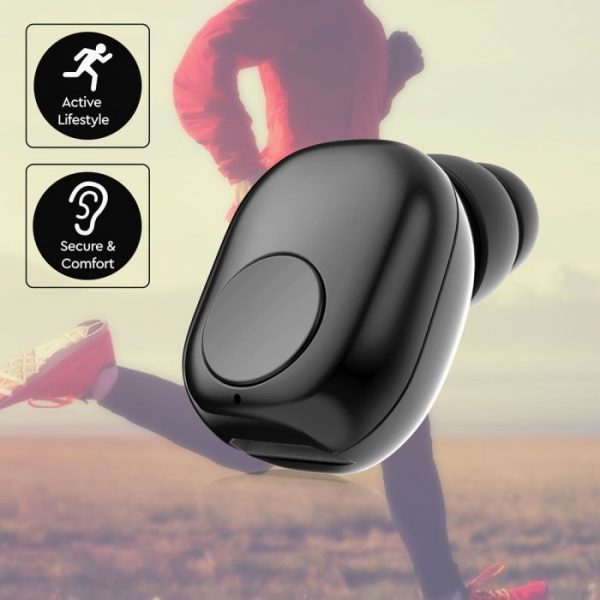 Earbuds - Bluetooth slušalica 55mAh, crna