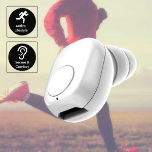 Earbuds - Bluetooth slušalica 55mAh, bijela