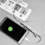 Set za brzo punjenje s USB Tip-C kabelom, blister – bijeli