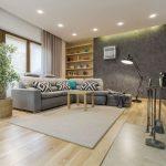 LED spot žarulje s kućištem – 5W GU10 SMD bijelo kućište 4000K 3kom/pak