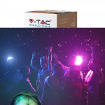 LED RGB prijenosni Bluetooth zvučnik 3W, AUX, utor za TF karticu, 1200 mAh 2