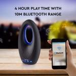 Prijenosni Bluetooth zvučnik 5W, AUX, utor za TF karticu, 1200 mAh 1