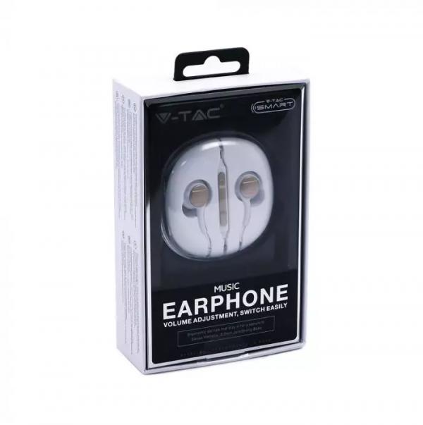 Slušalice s kontrolnim funkcijama, zlatne
