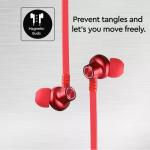 Sportske Bluetooth slušalice, crvene 2