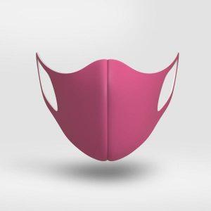 Maska softy magenta