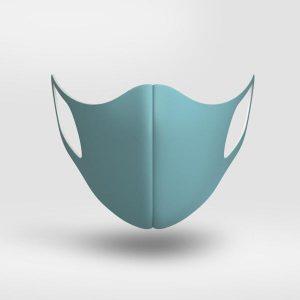 Maska softy marineblue