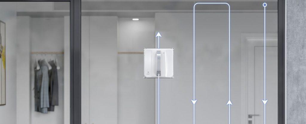 Inteligentno i učinkovito čišćenje perača prozora Windbot 880
